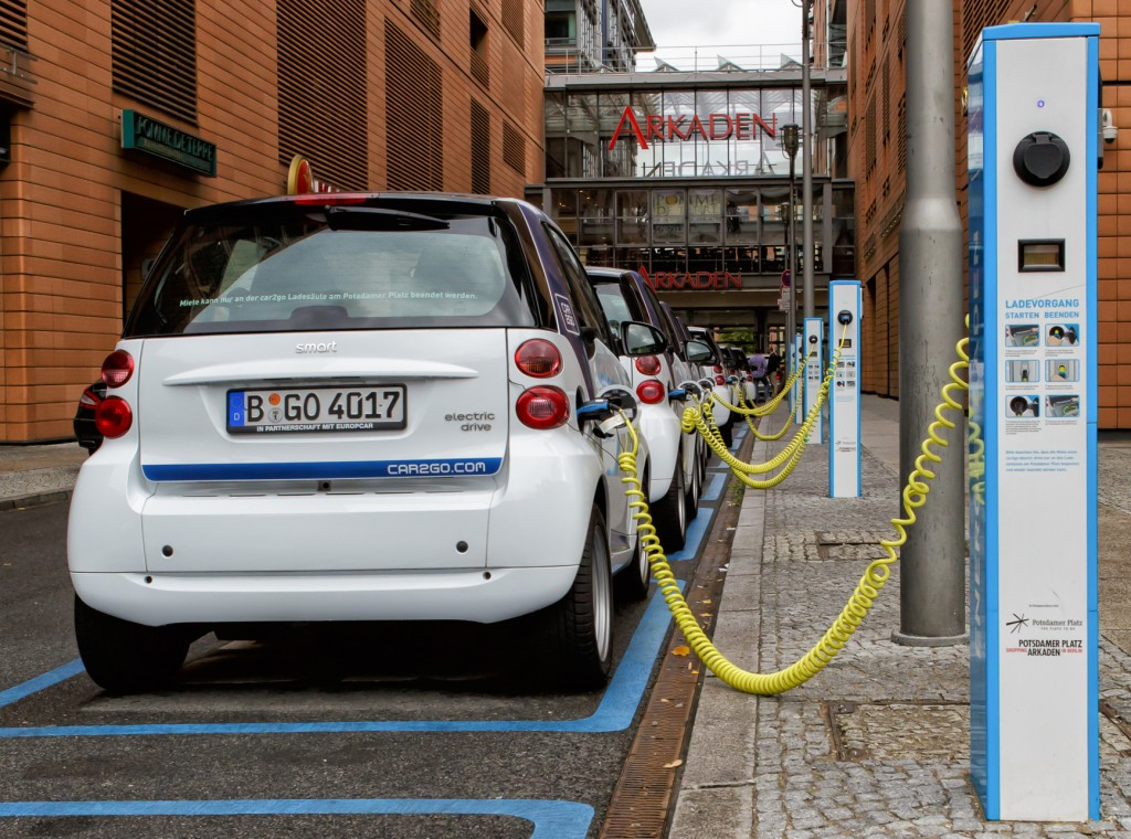 Berlin-E-Mobility-Charging